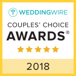 IEDJs Wins WeddingWire 2018 Couples' Choice Award!